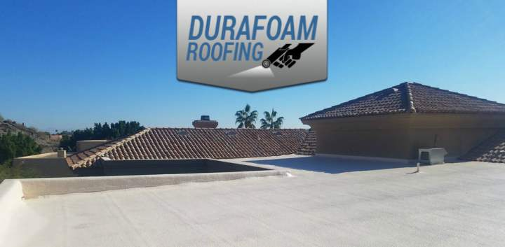 Foam Roofing in AZ